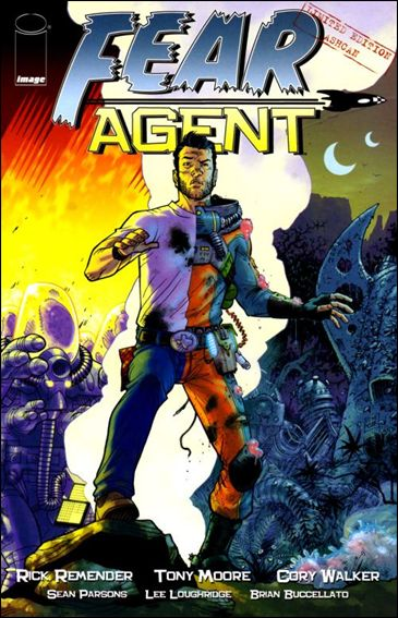 Fear Agent: Ashcan 1-A by Image