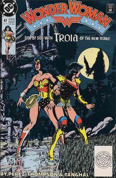 Wonder Woman (1987) 47-A by DC