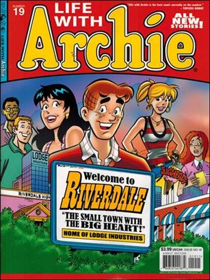 Life with Archie (2010) 19-A