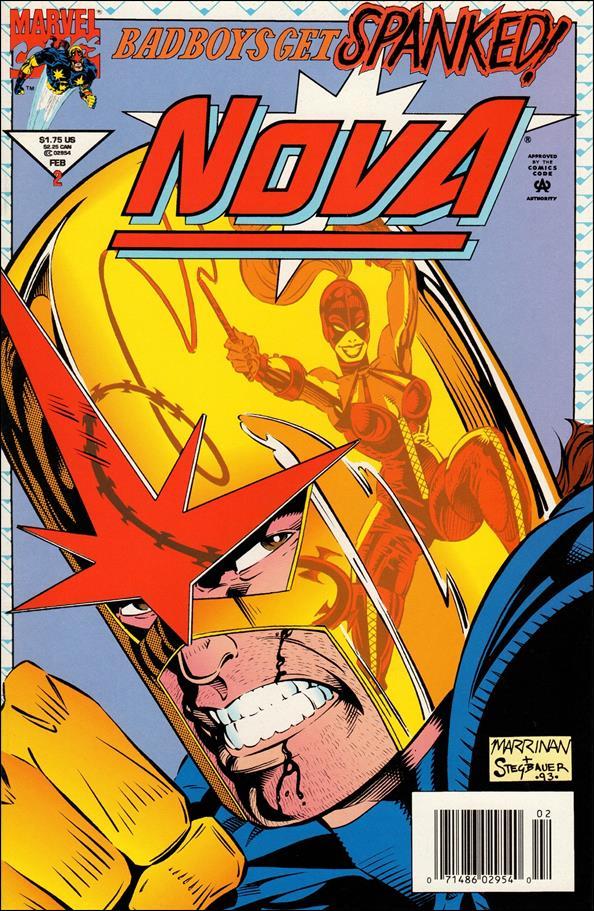 Nova (1994) 2-A by Marvel