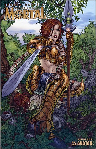 More Than Mortal (2007) 0-B by Avatar Press
