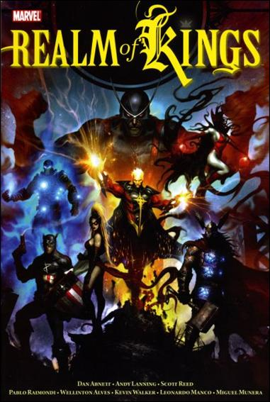 Realm of Kings 1-A by Marvel
