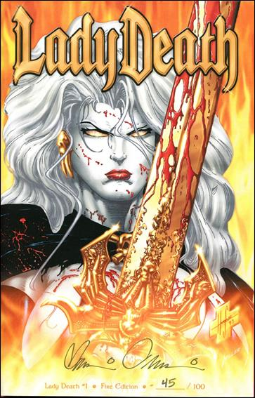 Lady Death (1994) 1-CD by Chaos! Comics