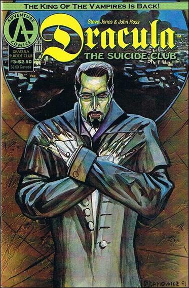 Dracula: The Suicide Club 3-A by Adventure