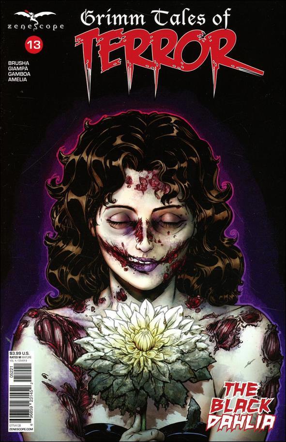 Grimm Tales of Terror Volume 4 13-B by Zenescope Entertainment
