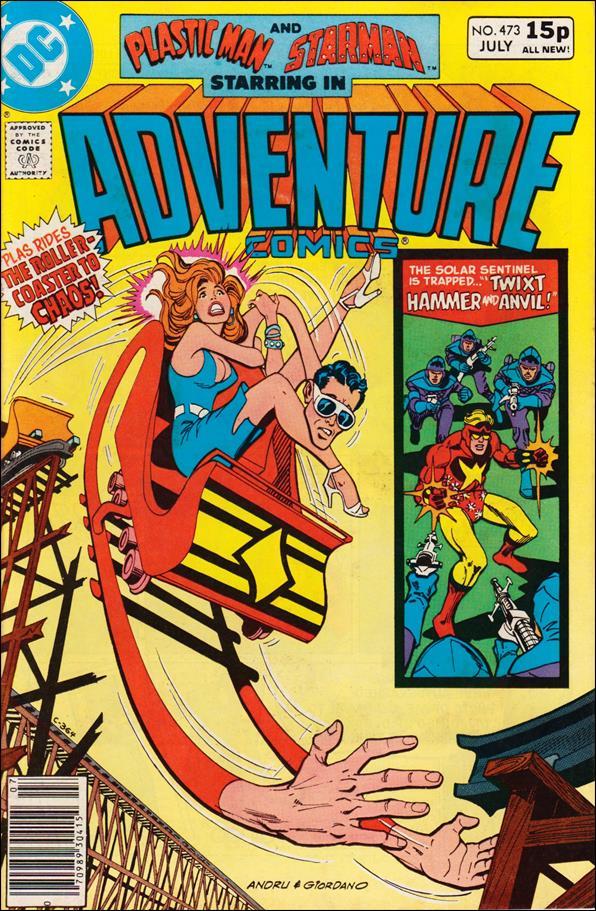 Adventure Comics (1938) 473-B by DC