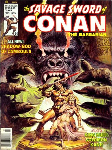 Savage Sword of Conan (1974) 14-A by Marvel