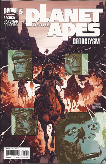Planet of the Apes: Cataclysm 5-A by Boom! Studios