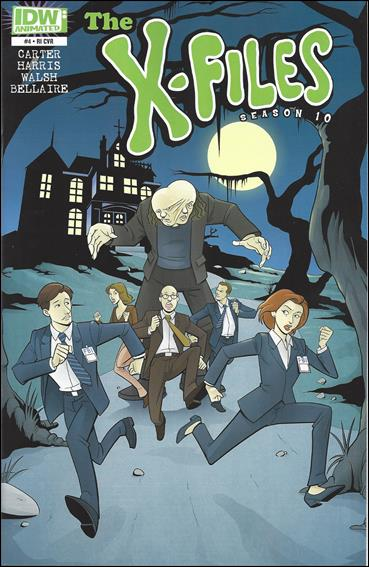 X-Files: Season 10 4-C by IDW