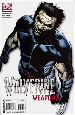 Wolverine: Weapon X 1-G