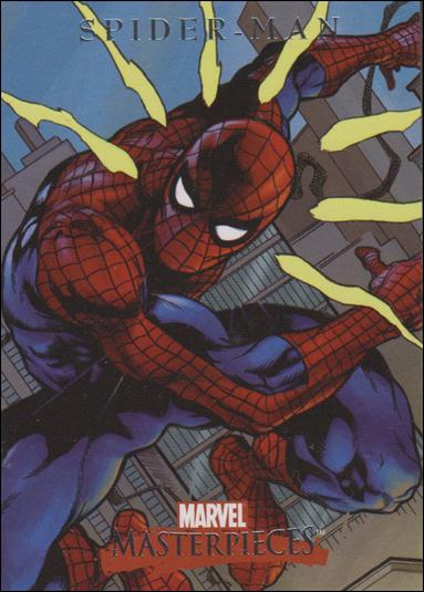 2007 Marvel Masterpieces (Preview Subset) PT9-A by SkyBox