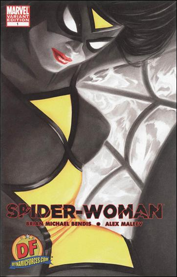 Spider-Woman (2009) 1-D by Marvel