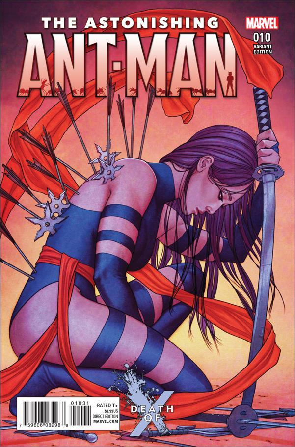 Astonishing Ant-Man 10-B by Marvel