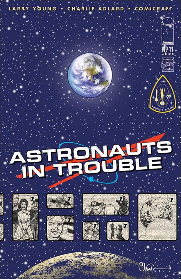 Astronauts in Trouble  11-A