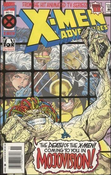 X-Men Adventures (1994) 11-A by Marvel