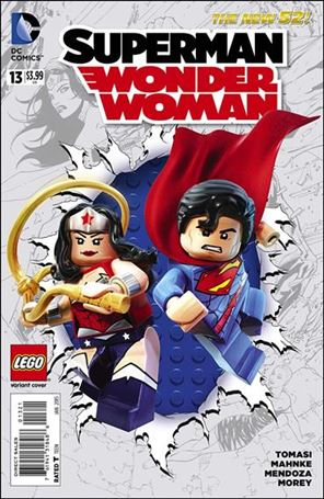 Superman/Wonder Woman 13-D