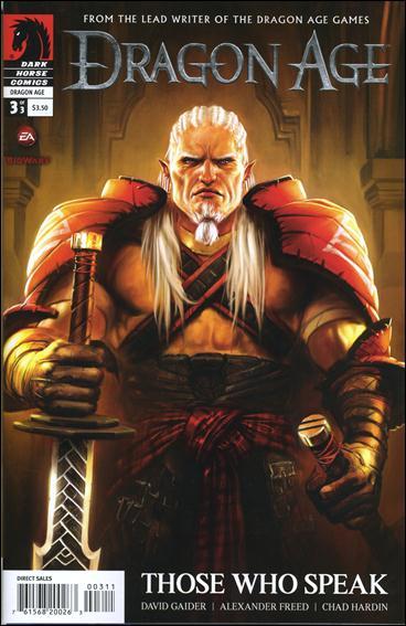 Dragon Age: Those Who Speak 3-A by Dark Horse