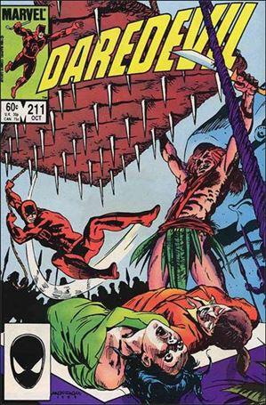 Daredevil (1964) 211-A