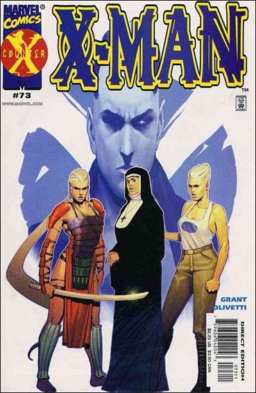X-Man 73-A by Marvel