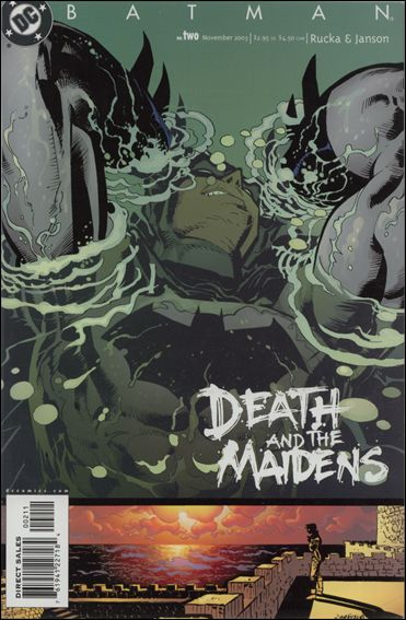 Batman: Death and the Maidens 2-A by DC