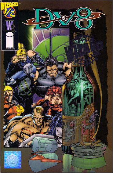 DV8 1/2-B by WildStorm