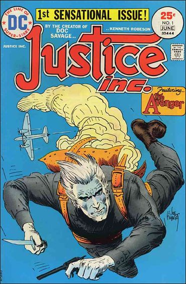 Justice, Inc. (1975) 1-A by DC