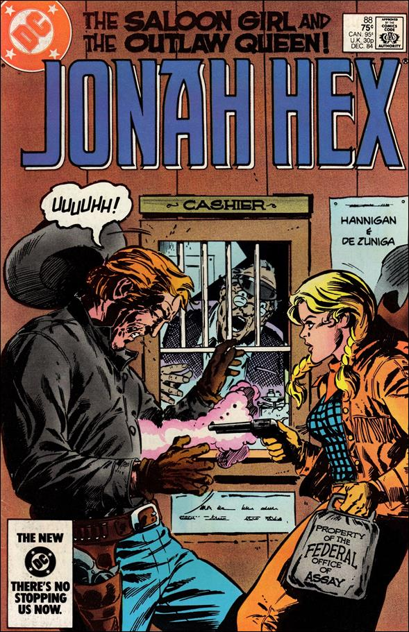 Jonah Hex (1977) 88-A by DC