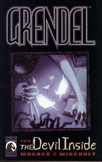 Grendel: The Devil Inside 1-A by Dark Horse