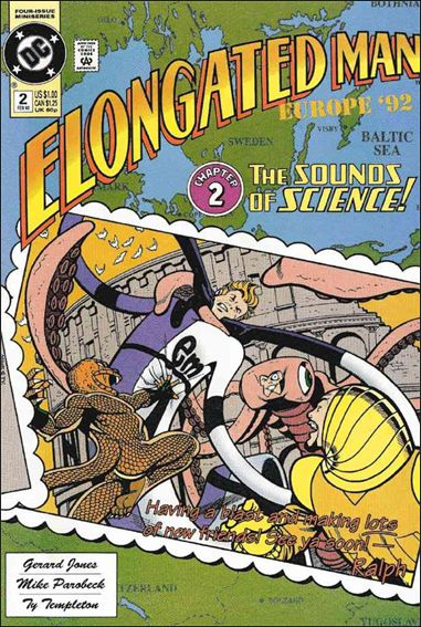 Elongated Man 2-A by DC