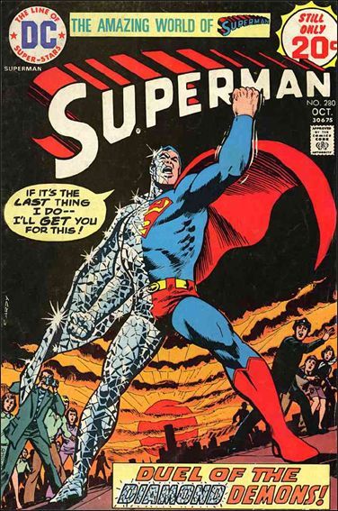 Superman (1939) 280-A by DC