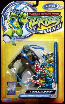 Teenage Mutant Ninja Turtles Fa Leonardo Jan 2006 Action