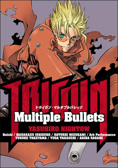 Trigun: Multiple Bullets nn-A by Dark Horse