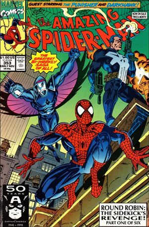 Amazing Spider-Man (1963) 353-A