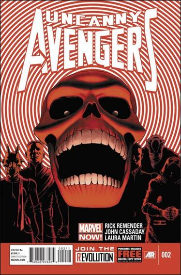 Uncanny Avengers 2-A by Marvel