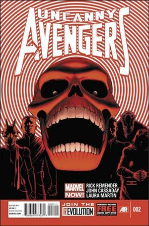 Uncanny Avengers (2012) 2-A