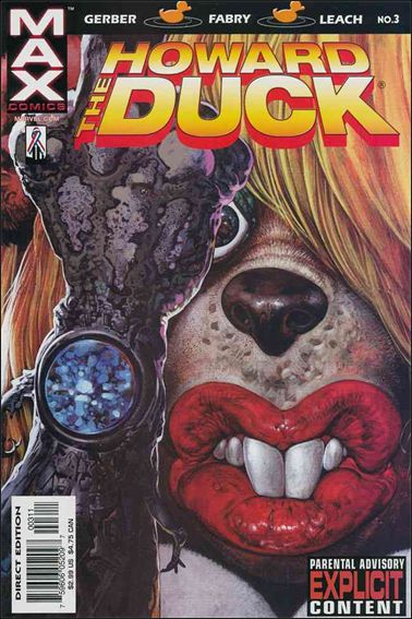 Howard the Duck (2002) 3-A by Max