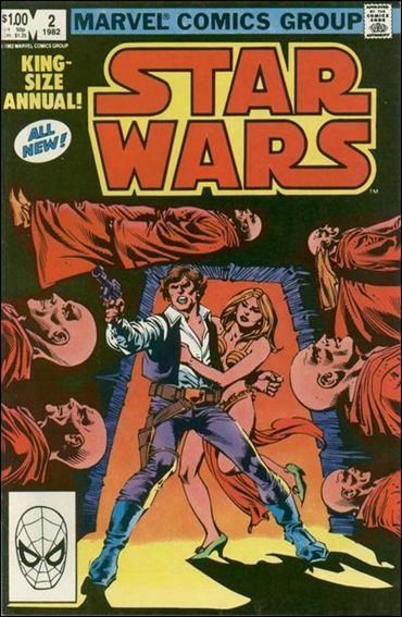 Star Wars Annual 2-A by Marvel