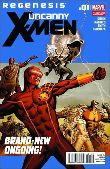 Uncanny X-Men (2012) 1-E by Marvel