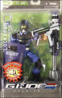 G.I. Joe: SIGMA 6 (Soldier Assortment) Lockdown - Law Enforcement by Hasbro