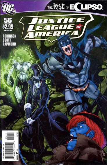 Justice League of America (2006) 56-A by DC
