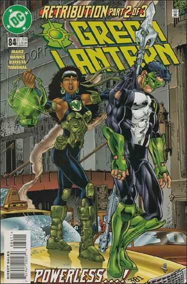 Green Lantern (1990) 84-A by DC