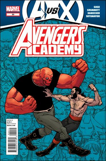 Avengers Academy 30-A by Marvel