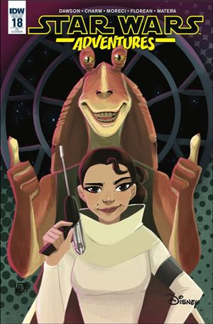 Star Wars Adventures 18-C