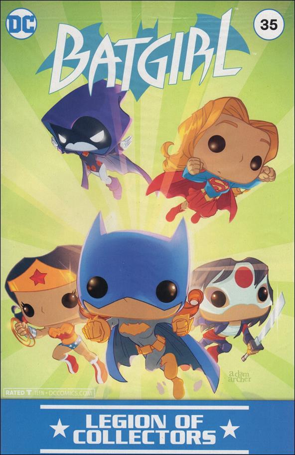 Batgirl (2011) 35-E by DC