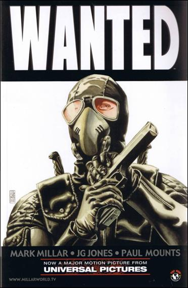 Wanted 1-C by Top Cow