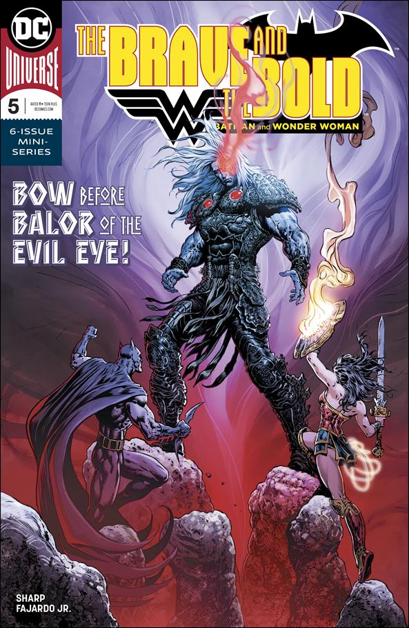 Brave and the Bold: Batman and Wonder Woman 5-A by DC