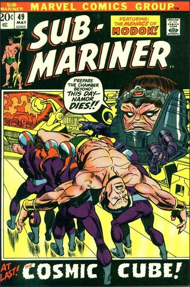Sub-Mariner (1968) 49-A by Marvel