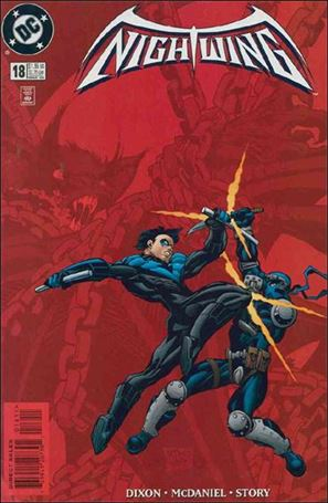 Nightwing (1996) 18-A