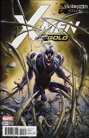 X-Men: Gold (2017) 11-B