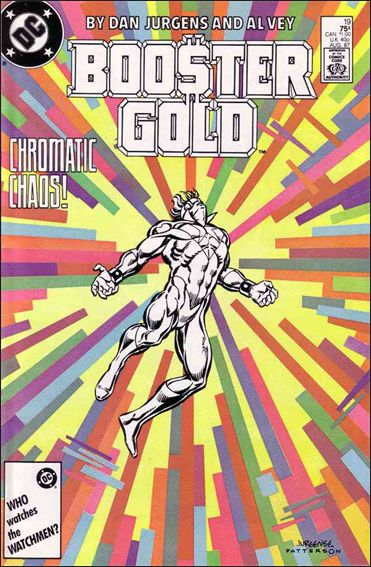 Booster Gold (1986) 19-A by DC